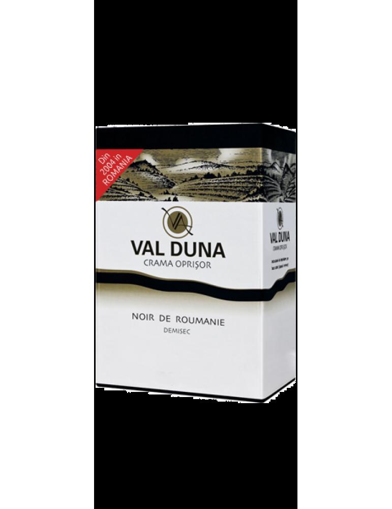 VAL DUNA, CRAMA OPRISOR, BAG-in-BOX Noir de Roumanie 3L