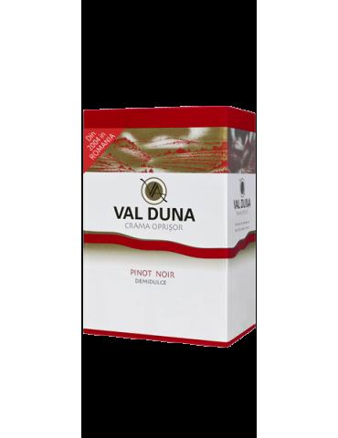 VAL DUNA, CRAMA OPRISOR, BAG-in-BOX Pinot Noir 3L