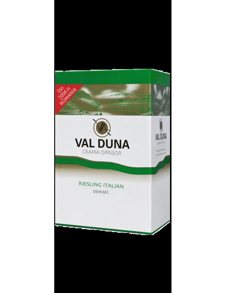 VAL DUNA, CRAMA OPRISOR, BAG-in-BOX Riesling Italian 5L
