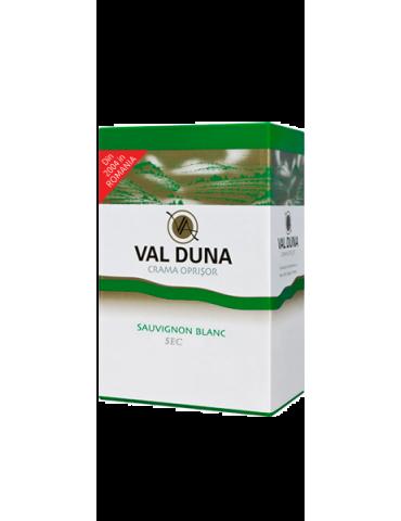 VAL DUNA, CRAMA OPRISOR, BAG-in-BOX Sauvignon Blanc 3L