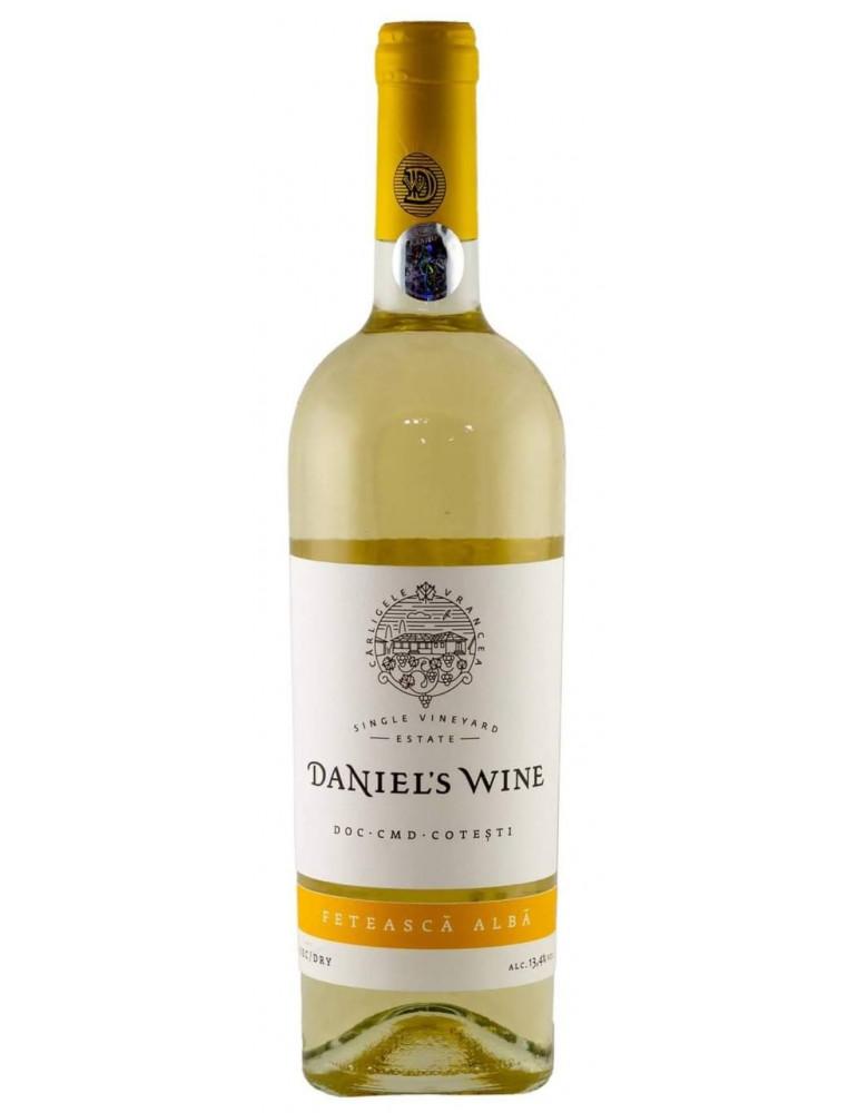 Daniel's Wine , Feteasca Alba 2019