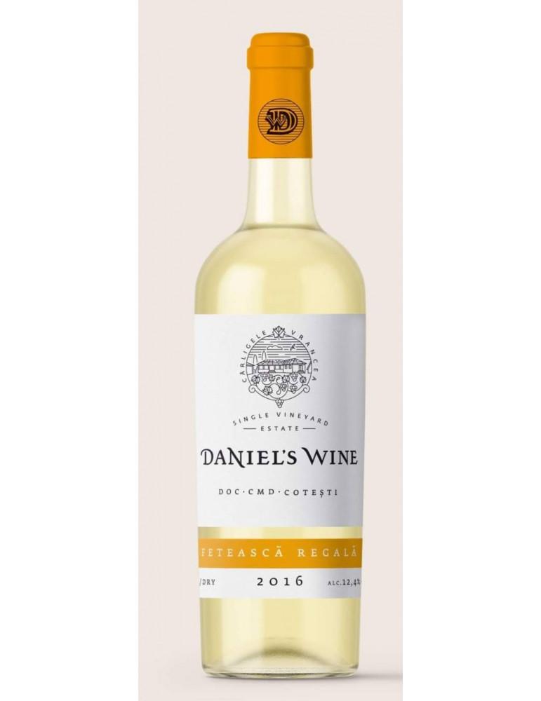 Daniels Wine, Feteasca Regala