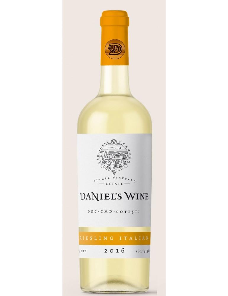 Daniel's Wine Riesling Italian 2019