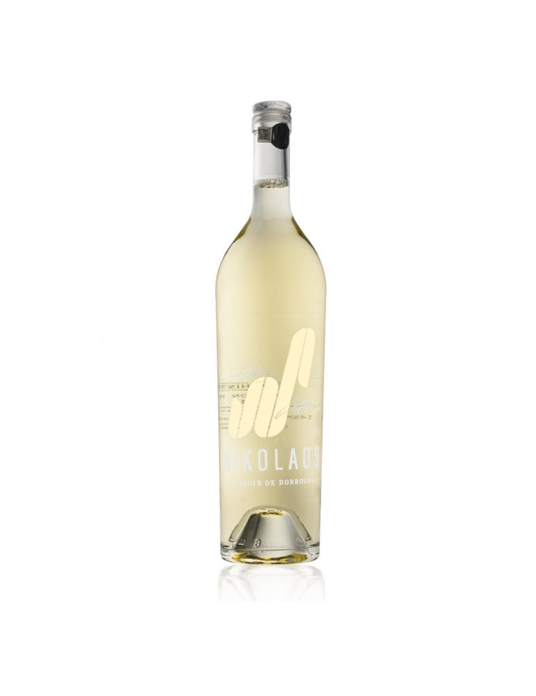 Nikolaos Alb, Sauvignon Blanc, Crama Histria